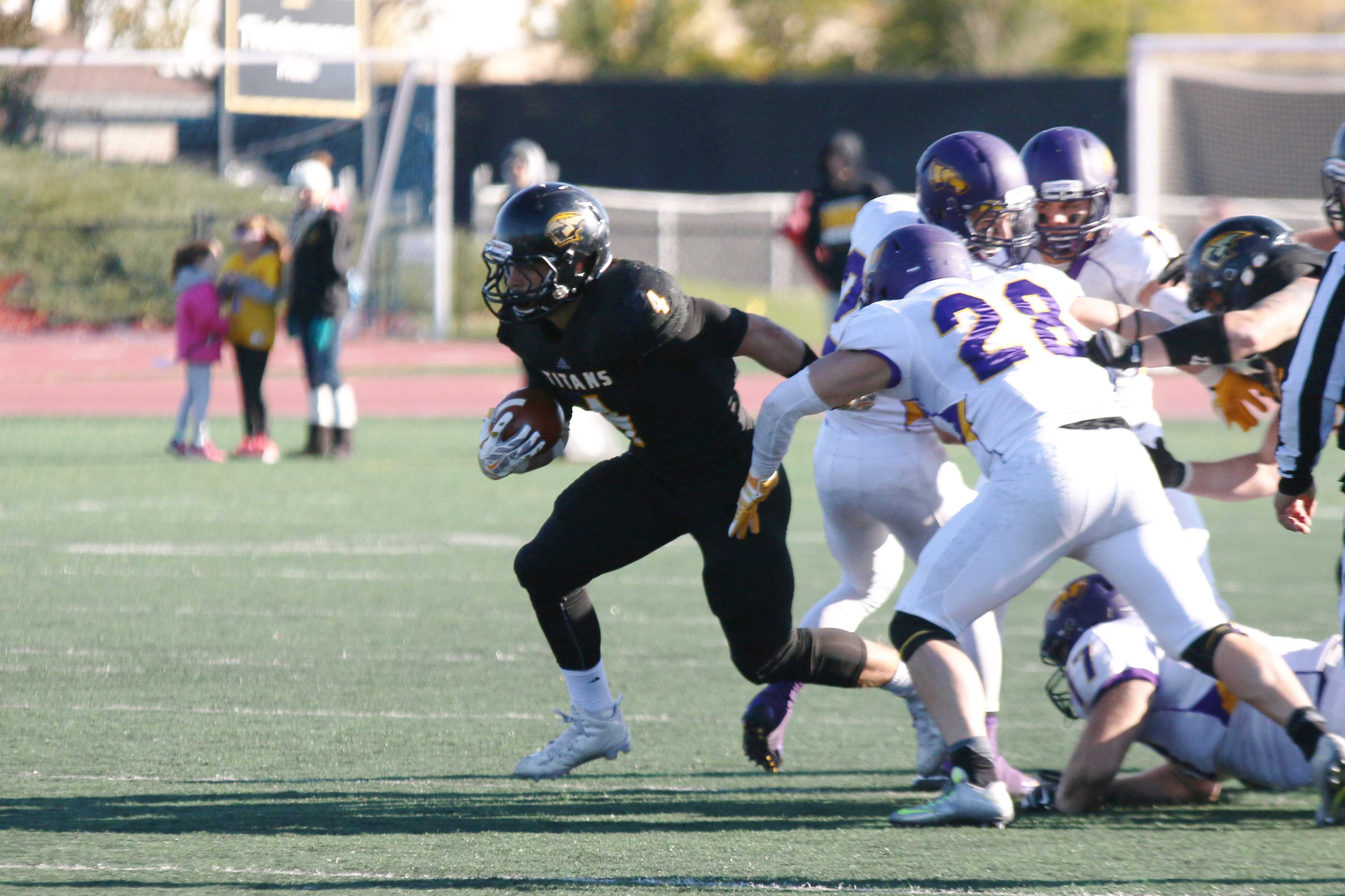 Football starts 3-0 before conference play