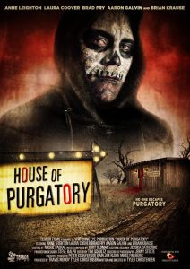 """House of Purgatory"" is about a group of teenagers that make a trip to a supposed haunted house, but run into trouble when the house knows their secrets."