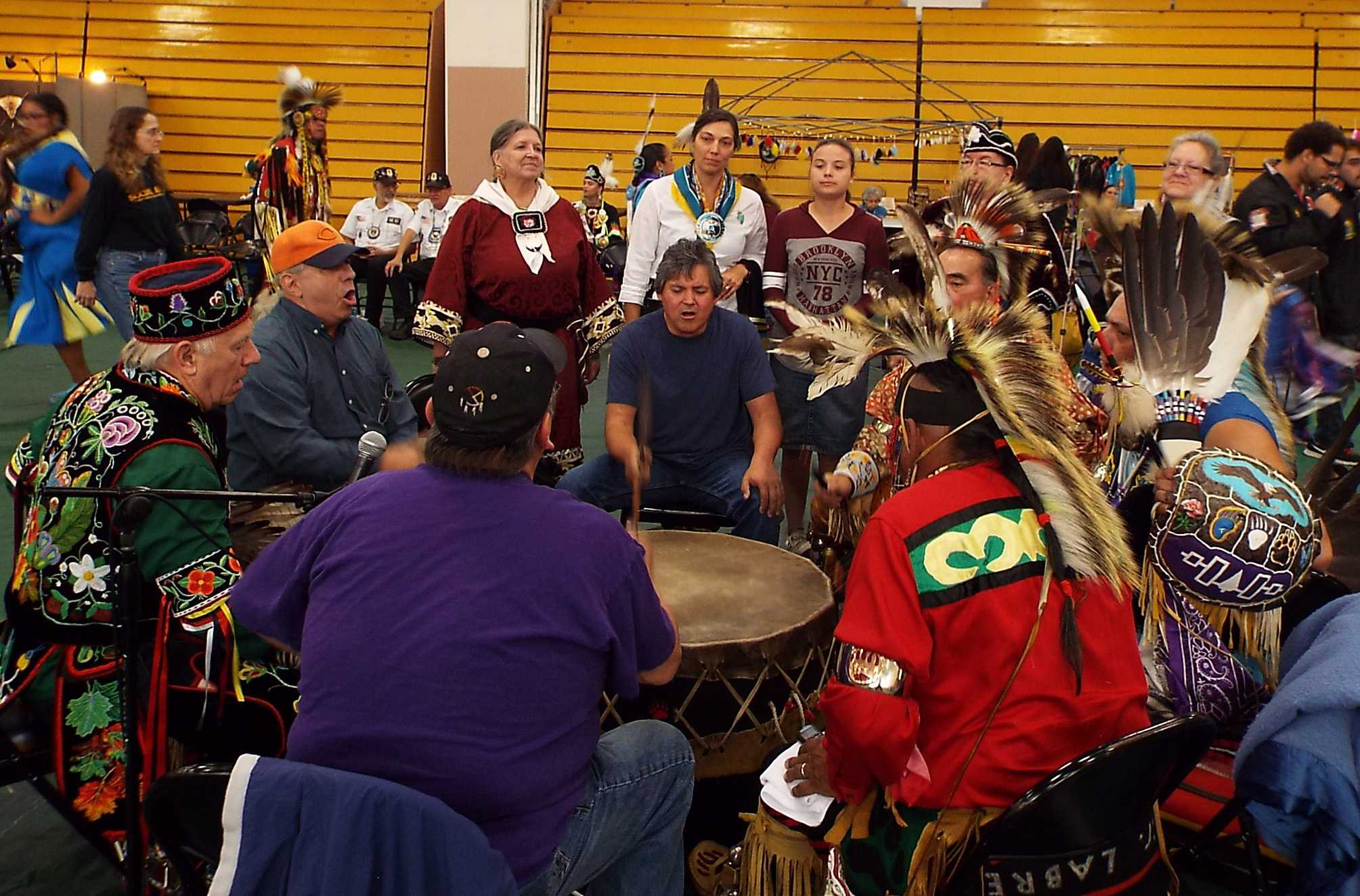 Inter-Tribal Pow Wow blends cultures