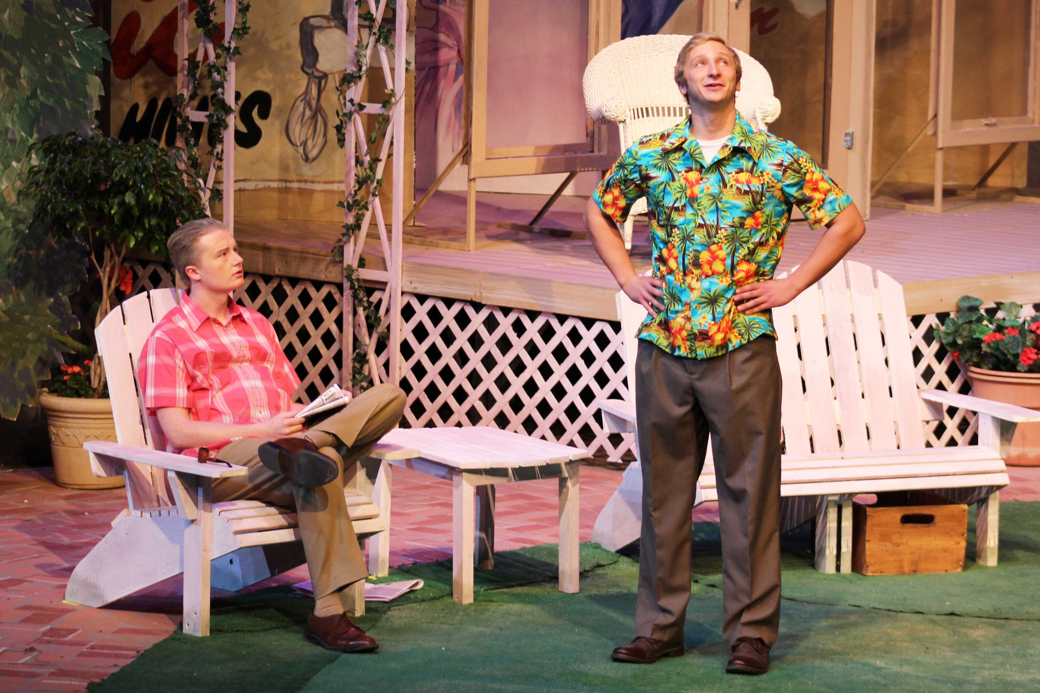 Theatre department examines family dynamics in 'All My Sons'