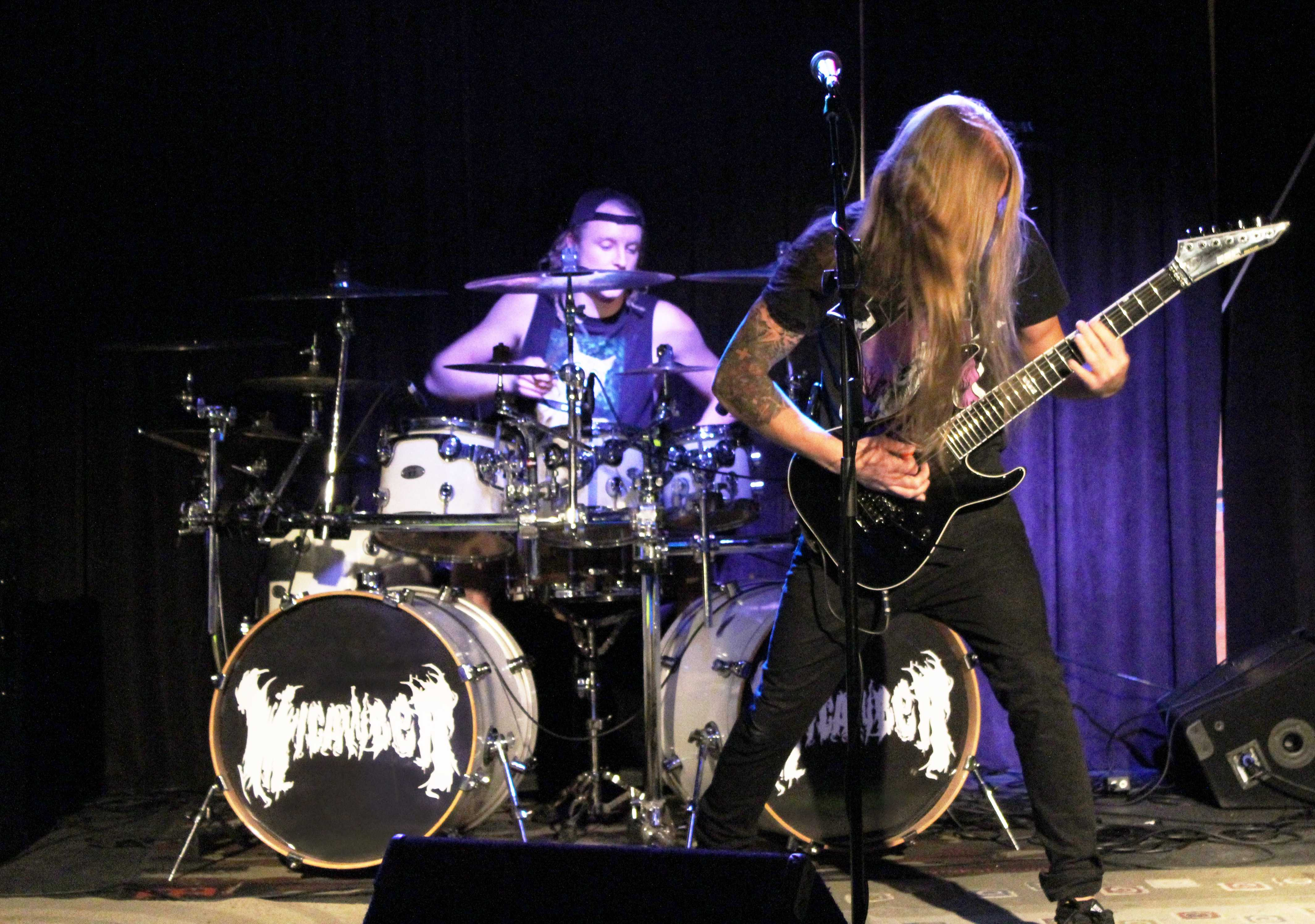 Local Live Music Night hosts local metal bands