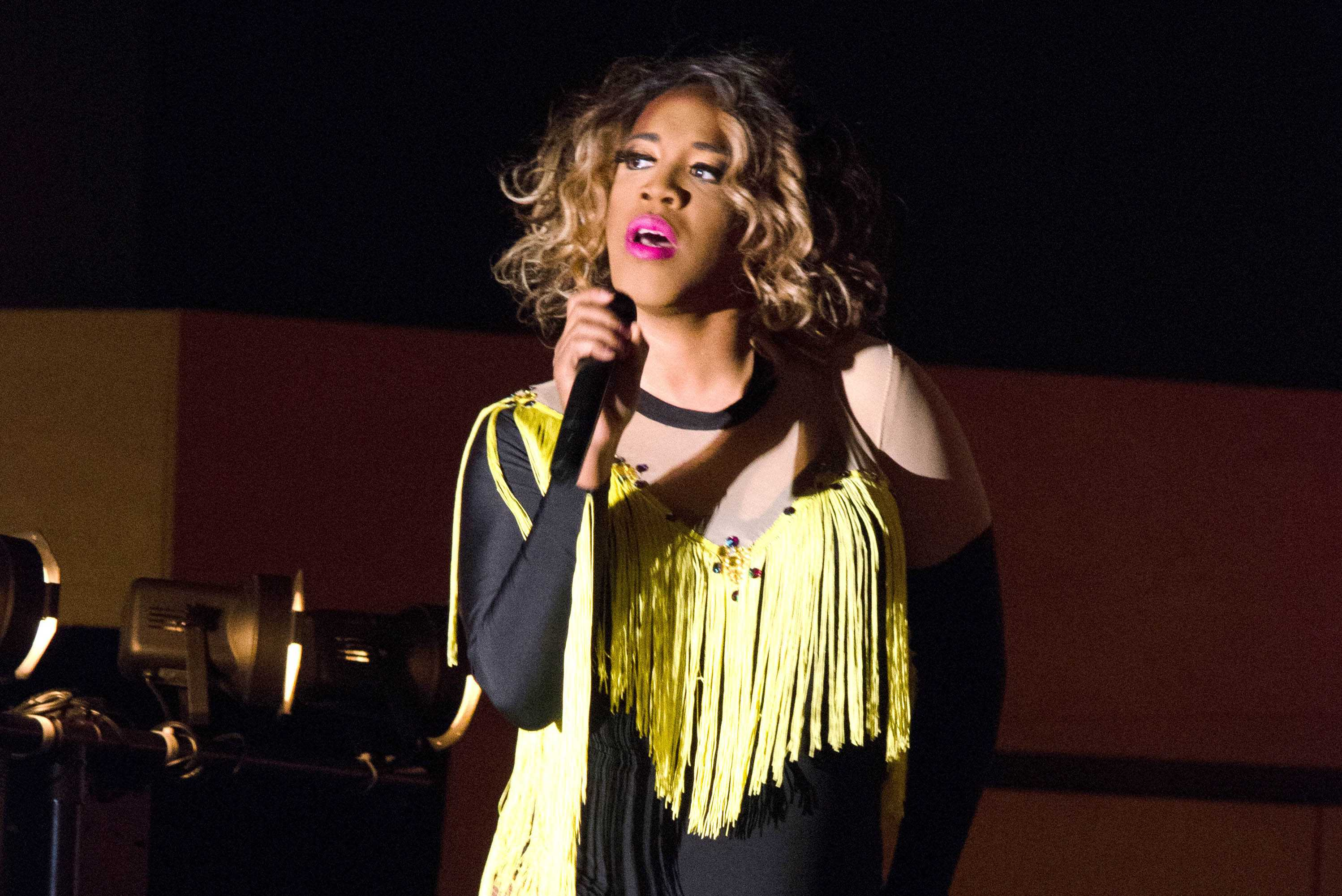 Annual drag show promotes self-expression