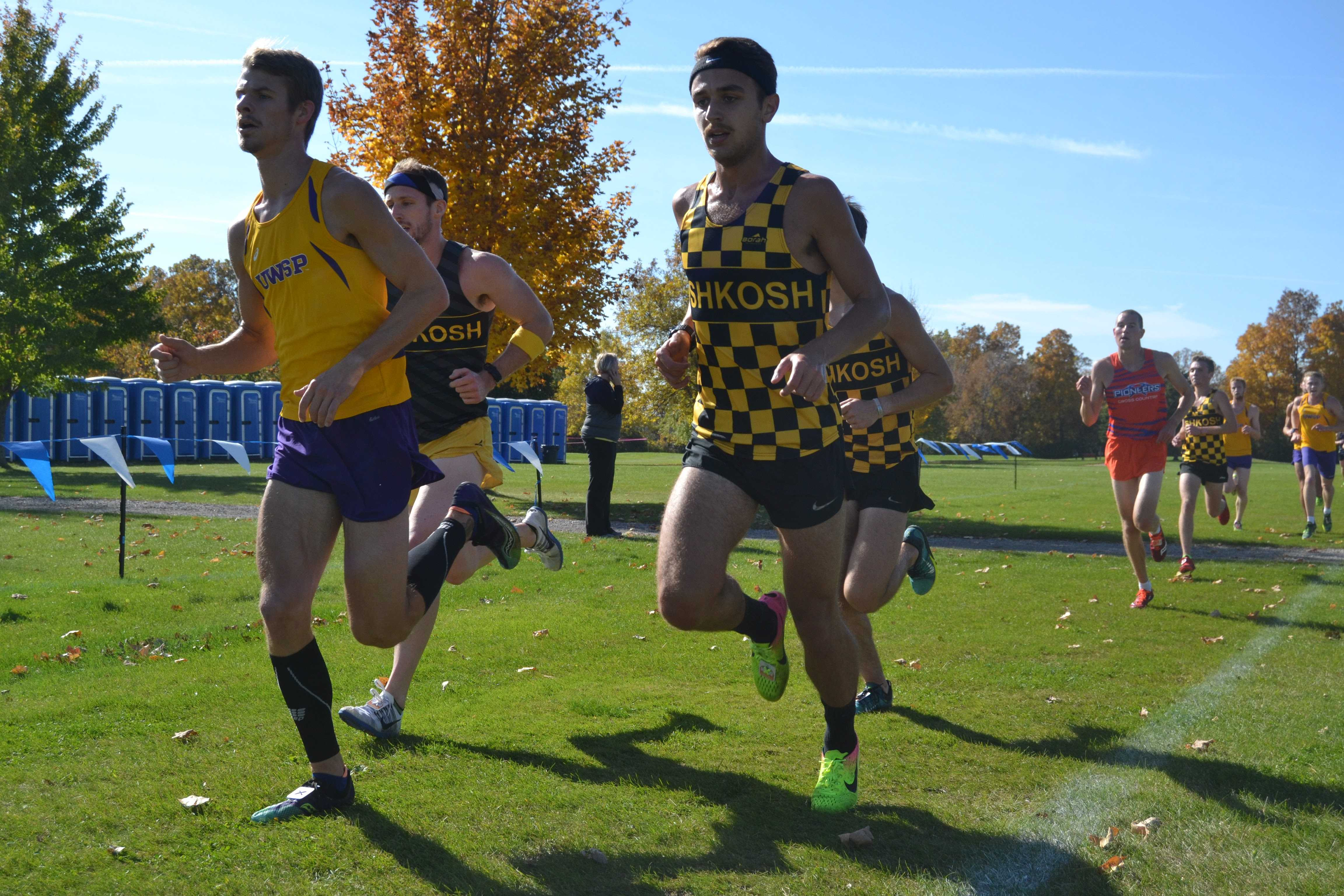 Titans CC pushes through at Lake Breeze, prepare for championship