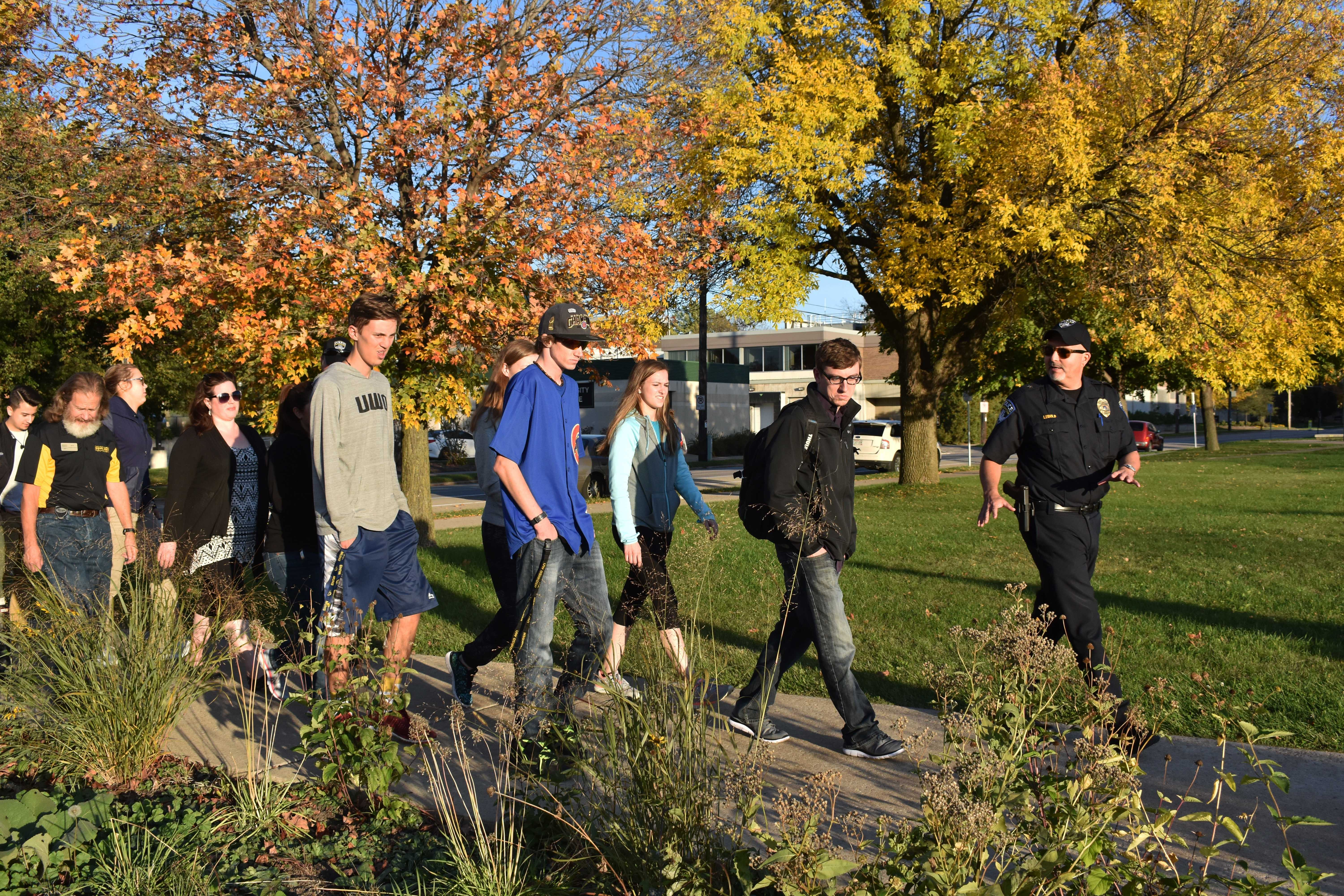 Safety Walks looks to change campus