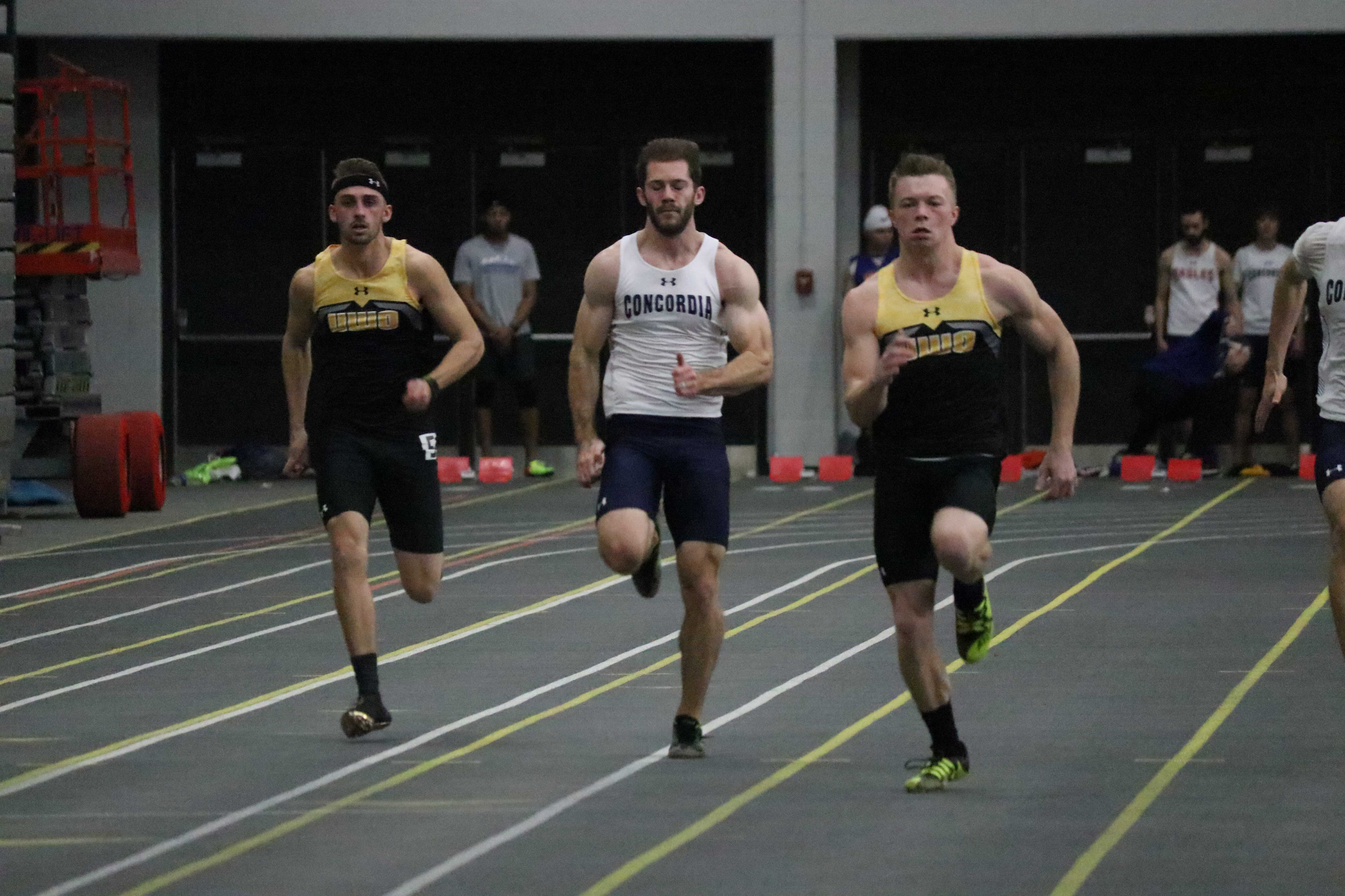 One strong start for Oshkosh