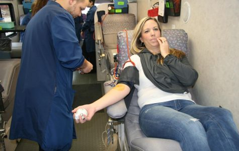 UWO blood drive draws more donors