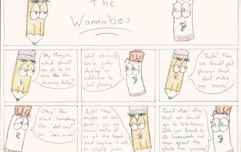 The Wannabe's