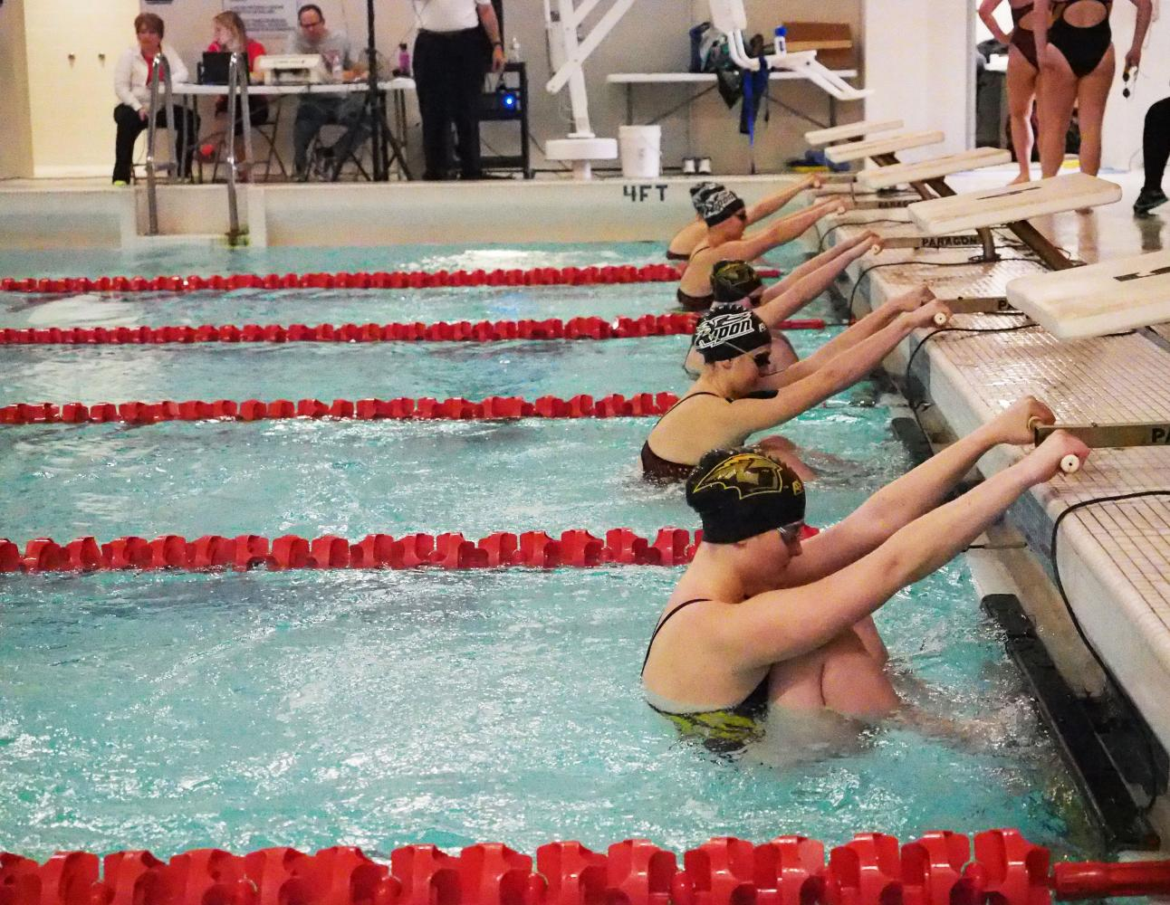 Swimming earns victory at Ripon