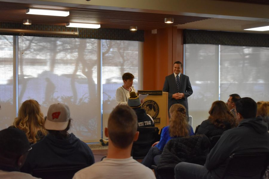 Turkish Consul speaks to UWO about terrorism