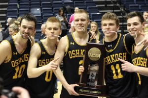 Volunteer coaches add to UW Oshkosh culture