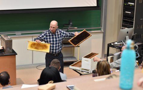 Earth Week welcomes honeybee speakers to UWO