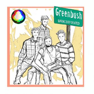 "The ""Passing Greenbush"" EP cover art"