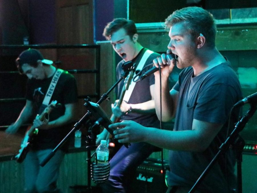 Cold Soda Club plays a show at The French Quarter in October. they have played two additional gigs there since.