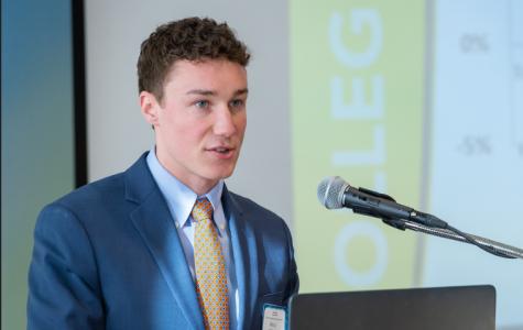 UWO finance major receives awards, grants, scholarships