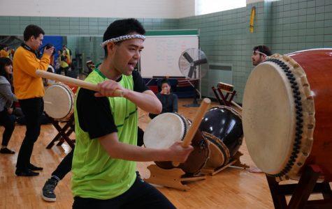 Oshkosh Taiko celebrates Asian Heritage Month