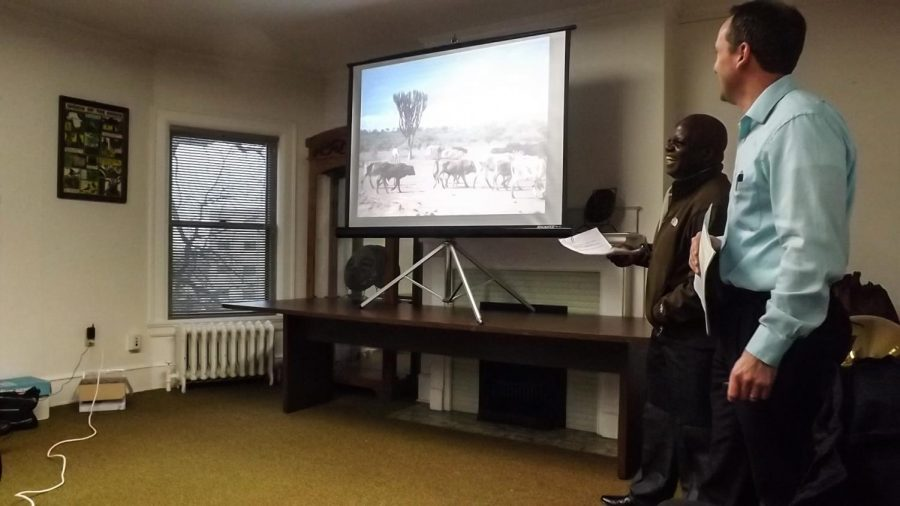 Alumnus climb Mount Kilimanjaro