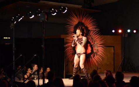 Rainbow Alliance hosts annual drag show