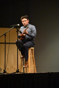 "Max Khang performs ""Secrets"" by OneRepublic."