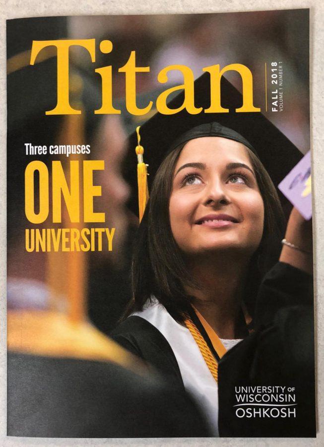Three campuses, one magazine