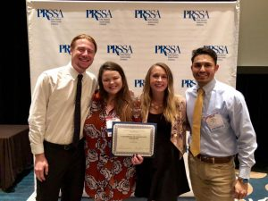 UWO PRSSA takes 1st place at nationals
