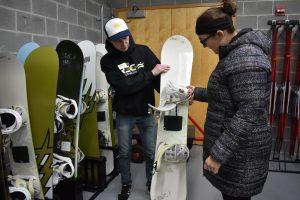 SRWC offers students winter activities