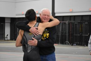 UWO athlete affected by California wildfires