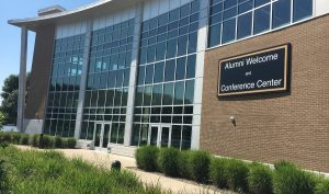 Alumni Welcome Conference Center to be renamed