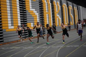 Titans place first and fifth at 13-team home meet