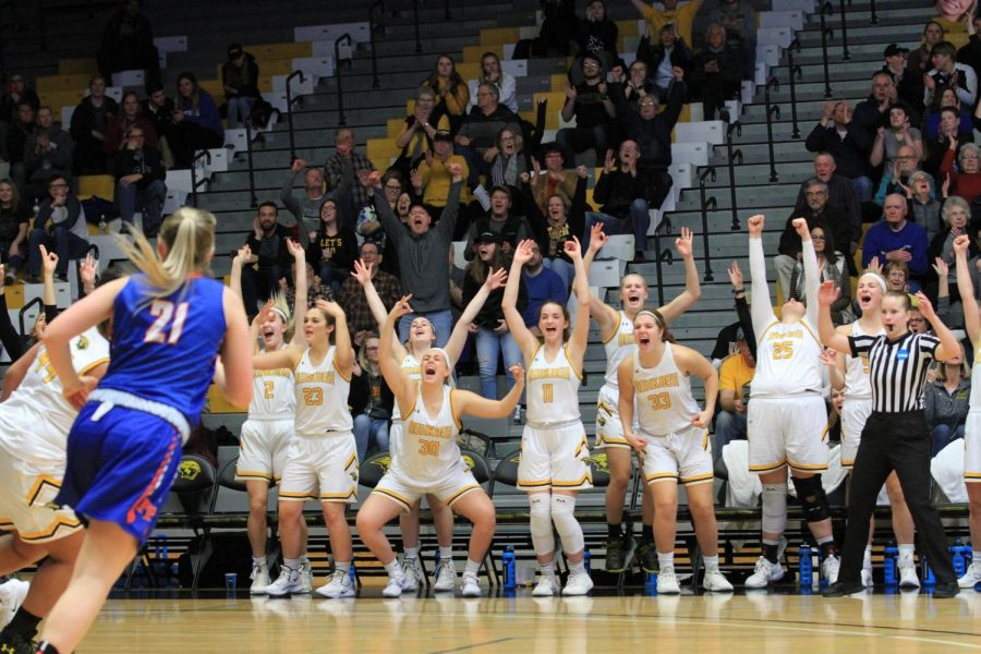 Women's basketball advances to the second round of the NCAA Division III Championship