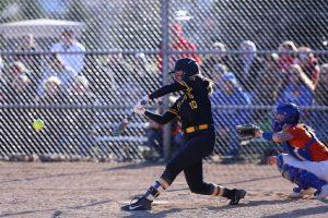 Softball slams WIAC schedule going 2-4 in doubleheaders