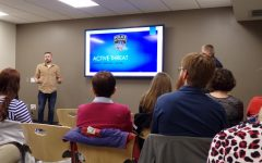 Training on campus provides insight for active threats