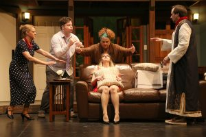 Final play of the season at Fredric March Theatre
