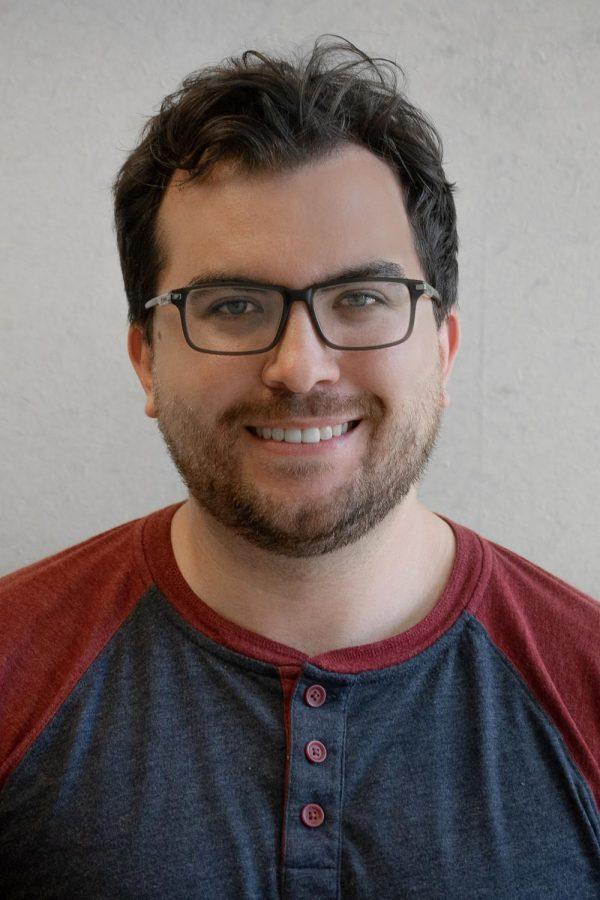 headshot of author Leo Costello