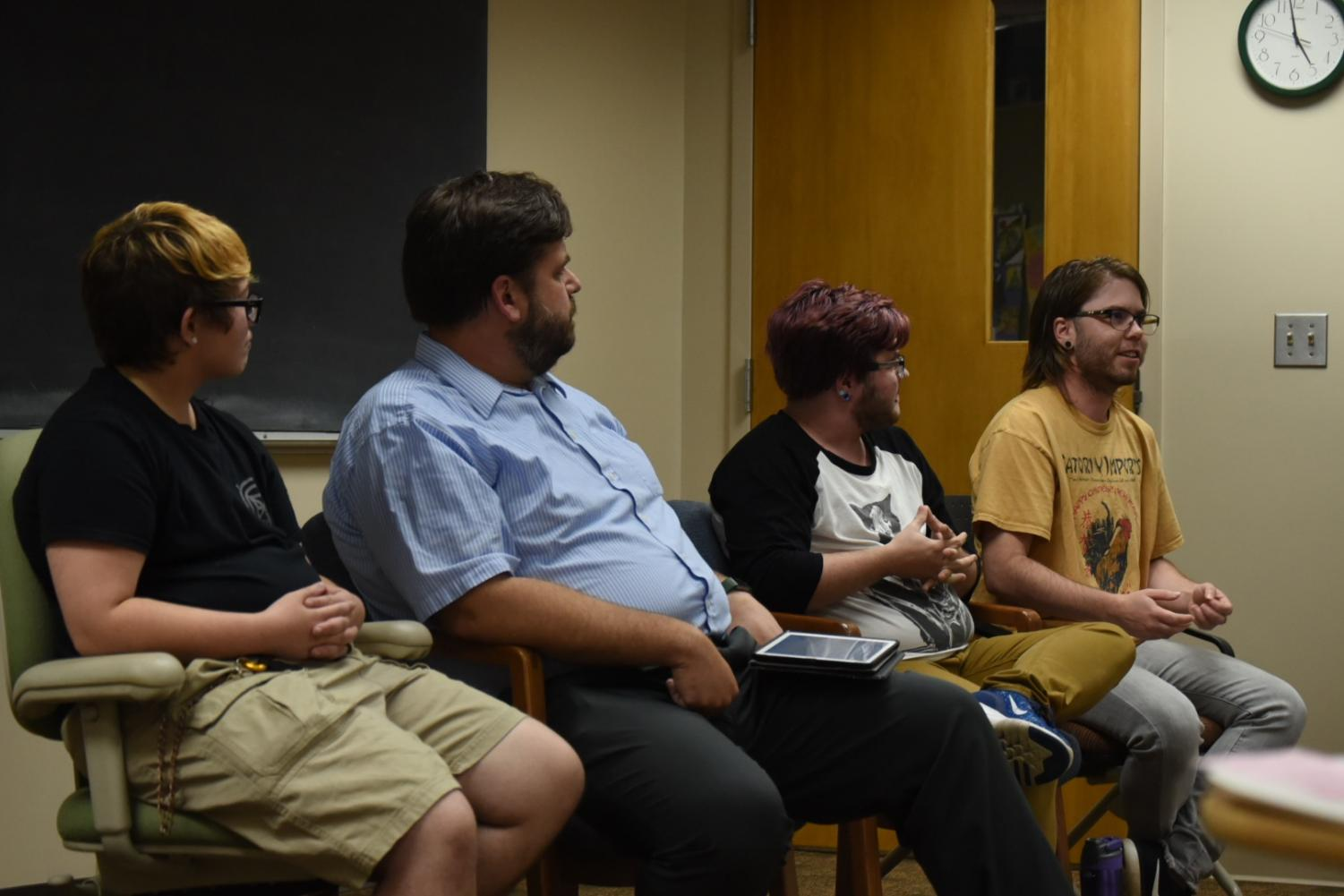 Panelists at Reeve union speak about LGBTQ discrimination in the workplace