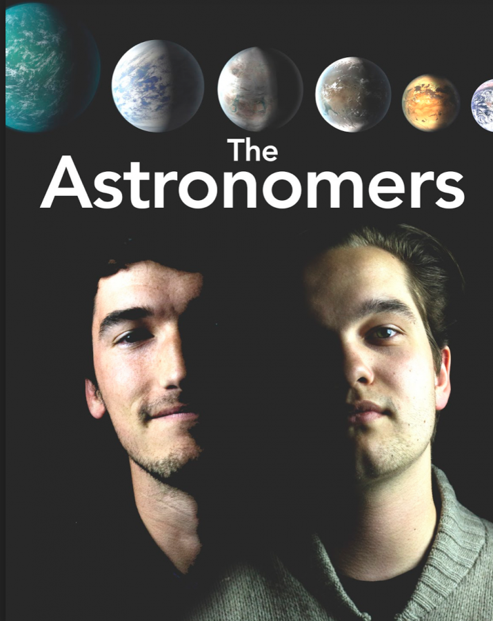 The Astronomers go all in