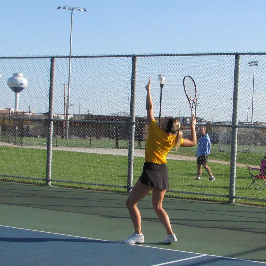 Tennis serves up a good match