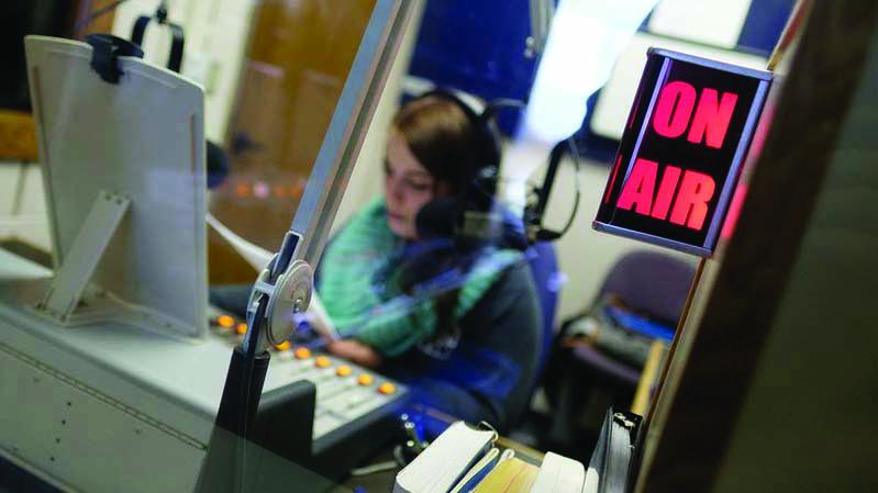 WRST-FM Oshkosh earns national honors