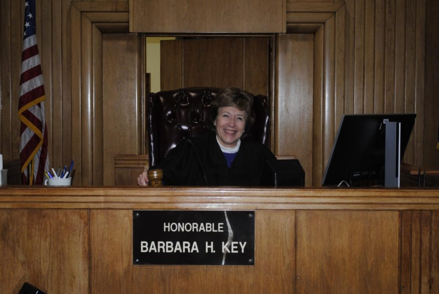 From reporter to judge: Barbara Key shares her story
