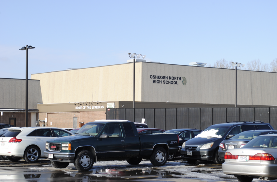Oshkosh North High School student journalist Brock Doemel published an article that was removed by the school in March.