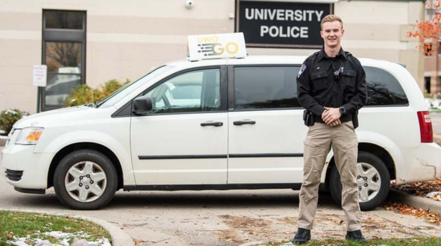 UWO Go has provided over 2,000 rides since it launched.