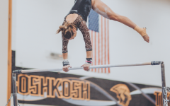 Gymnastics team soars to new heights