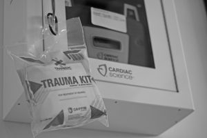 Stop the Bleed kits donated to UWO