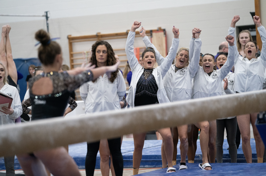 The UWO gymnastics team is hoping to keep their positive momentum going as they prepare to compete at the NCGA championship in Ithaca, New York on March 27.