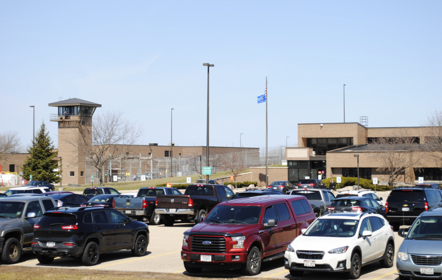 Oshkosh Correctional Institution is one of many prisons in Wisconsin imposing a lockdown to prevent the spread of coronavirus within their facilities