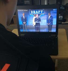 Titans react to virtual NFL draft announcement