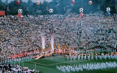 Wikimedia — The 1994 World Cup created enough of a surge in U.S. soccer popularity to establish the Major League Soccer.