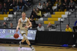 Former UW Oshkosh Basketball standout Connor Duax has been charged with theft