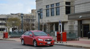 Advance-Titan — The Oshkosh Public Library now offers curbside pickup by appointment.