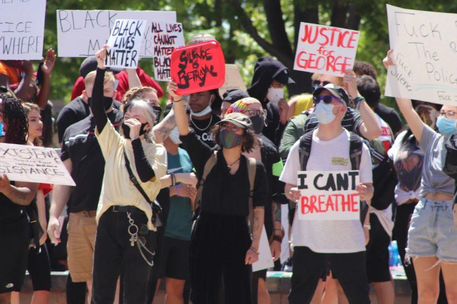 UW Oshkosh responds to George Floyd death, UW System continues to struggle with bigotry