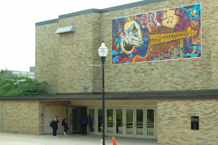 Multicultural mural complete after over three years